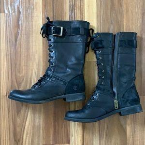 Timberland Savin hill mid boot in black